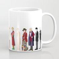 Doctor Who? Mug