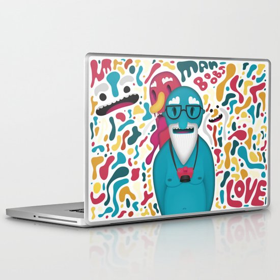 Moobies Laptop & iPad Skin