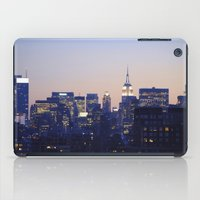 Simply NY, NY iPad Case