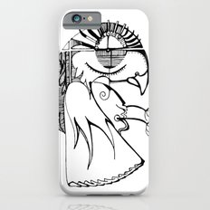 A kind of parrot iPhone 6 Slim Case