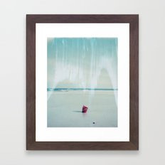 The Bucket Framed Art Print