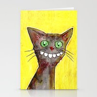 Derp Cat Stationery Cards