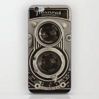 Flexaret   Vintage Camer… iPhone & iPod Skin