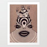 f a c t o r y  Art Print