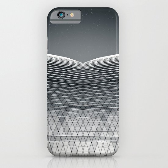 abstract building II iPhone & iPod Case