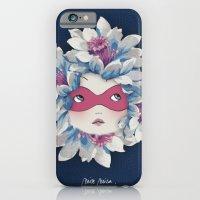 Fleur Masquée iPhone 6 Slim Case