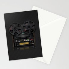 Open Reel 769 Stationery Cards