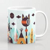 The Spirit Walker Mug