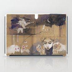 son bahar iPad Case