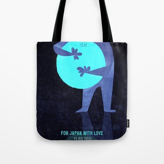 For Japan with love Tote Bag