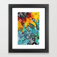 :: Bit O' Sunshine :: Framed Art Print
