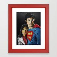 LOIS Framed Art Print