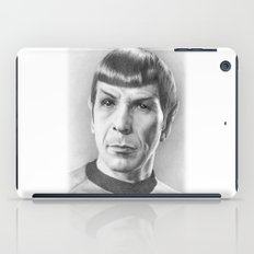 Spock - Fascinating (Star Trek TOS) iPad Case