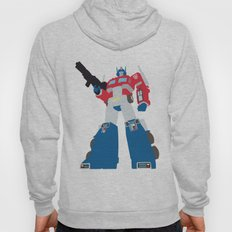 Transformers G1 - Optimus Prime Hoody
