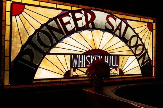 Pioneer Saloon  Art Print