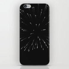 FIREWORKS (LIGHT IT UP) iPhone & iPod Skin