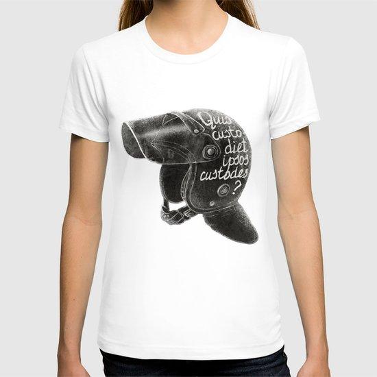 Quis custodiet ipsos custodes? T-shirt