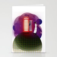 Community Inspector Spac… Stationery Cards