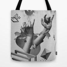 Hands Tote Bag