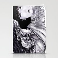 BounD: Natalia And Seth Stationery Cards