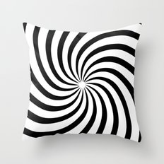 You Are Getting Sleepy Throw Pillow