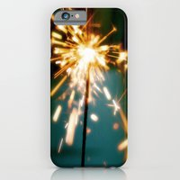 Spark my Heart iPhone 6 Slim Case