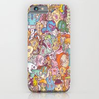 flapdoodle iPhone 6 Slim Case