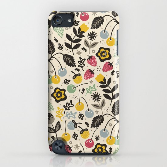 Very Berry iPhone & iPod Case