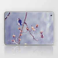A Bluebird For Isabelle Laptop & iPad Skin