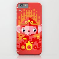 Fire Monkey Year iPhone 6 Slim Case