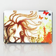 Beast and the Butterflies iPad Case