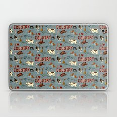 I Love Country Laptop & iPad Skin