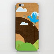 Bird Song iPhone & iPod Skin