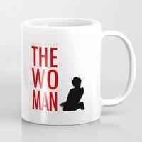 Irene Adler, The Woman -… Mug