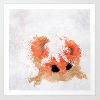 #098 Art Print