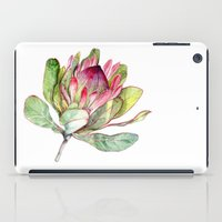 Protea Flower iPad Case