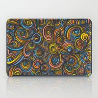 Let Go - Color iPad Case