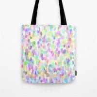 Pastell Pattern Tote Bag