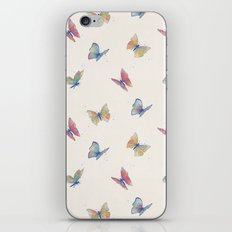 Butterflies iPhone & iPod Skin