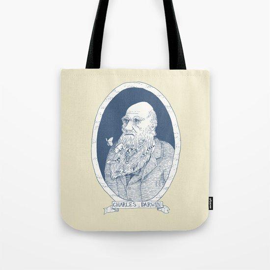 By Darwin's Beard Tote Bag