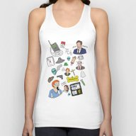 The X-Files Unisex Tank Top