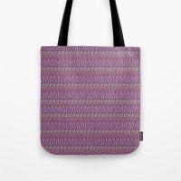 Multicolor Aztec pattern Tote Bag