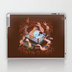 Arm Wrestle Mania Laptop & iPad Skin