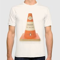 writer's block Mens Fitted Tee Natural SMALL