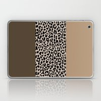 Leopard National Flag XV… Laptop & iPad Skin