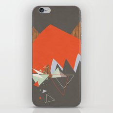 Party In The Mountains//Seven iPhone & iPod Skin