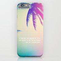 Keep on Looking up. iPhone 6 Slim Case