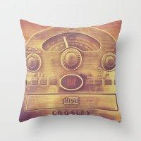 Crosley  Throw Pillow