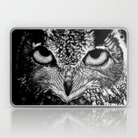 My Eyes Have Seen You (Owl) Laptop & iPad Skin
