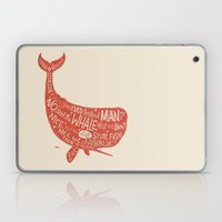 'How The Whale Got His T… Laptop & iPad Skin